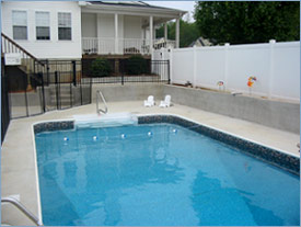 Athens Pools Company Chapman Pools Swimming Pools And